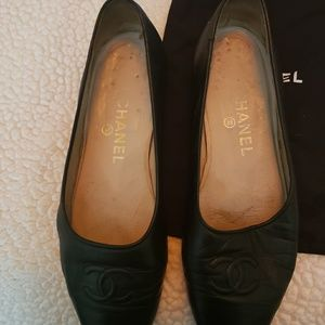 01878e17bc7 CHANEL Shoes - Authentic Womens preowned Chanel loafers